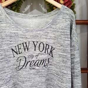 "New York & Co ""City of Dreams"" Sweater XL"